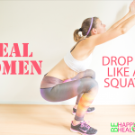 Real women Drop it like a squat