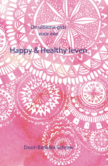 Boek Be Happy & Healthy