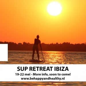 SUP retreat Ibiza